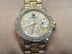ロレックス 69178 R番 ダイヤモンド K18WG