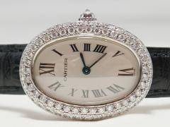 Cartier・カルティエ・ベニュワール ダイヤモンドコレクション