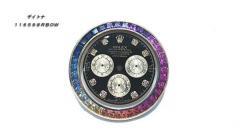 ☆美品☆ROLEX デイトナ 116598RBOW ベゼル&文字盤