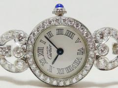 Cartier  カルティエ・マスト VSクラス EXカット・ ハイジュエリー プラチナコレクション