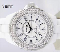 美品★シャネル★CHANEL★J12 38mm ★ダイヤモンド