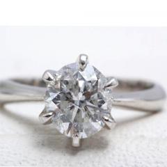 PT900 ダイヤモンドリング 1.364ct...
