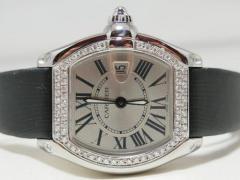 Cartier・カルティエ・ロードスターSM ダイヤモンドコレクション