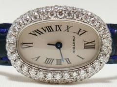 Cartier カルティエ・ミニベニュワール ラージダイヤモンド ハイジュエリーコレクション