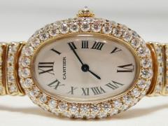 Cartier・カルティエ・ベニュワール  K18YG ハイジュエリーコレクション