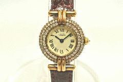 Cartier マストコリゼ アフターダイヤ (3重)