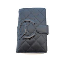CHANEL カンボンライン 2011年春夏新作NEWタイプ 2つ折財布