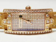 ハリーウィンストン 純正アヴェニューCミニ K18 全面ダイヤモンドコレクション