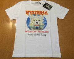 ☆未使用☆ヒステリックグラマー Tシャツ Sサイズ 白