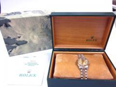 ROLEX デイトジャスト 69173G (シャンパンゴールド)