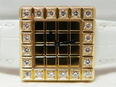 K18 ショパール アイスキューブ ダイヤモンドコレクション 希少ラージサイズ